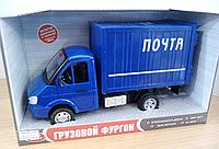 Машина инерционная «Газель | Почта» - Технопарк