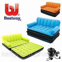Надувной,матрас,кресло,диван трансформер 5в1