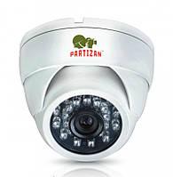Камера видеонаблюдения Partizan CDM-VF33H-IR HD v4.1
