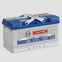 Акумуляторна батарея BOSCH S4 ПРАВ [+] 12V 80AH 740A 315*175*175