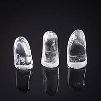 Камень натур. Сувенир, цена за 100 грамм Горный Хрусталь