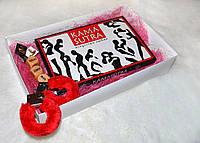 """Подарочный набор """"Камасутра"""" в большой коробке."""
