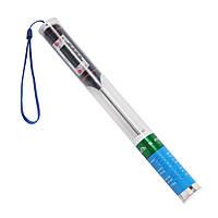 Электронный кухонный термометр для пищи со щупом в колбе