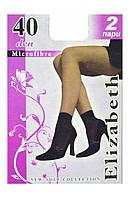 """Носочки Elizabeth 40 Den """" Микрофибра"""