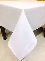 Скатерть белая 140*180