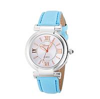 Часы женские наручные голубые арт. 0017