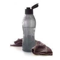 Бутылка для воды 1л в темно сером цвете Tupperware