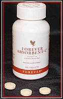Натуральный Витамин С, Абсорбент-С, Форевер, США, Forever Absorbent-C, США, 100 таблеток