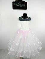 Выпускное платье Бабочки