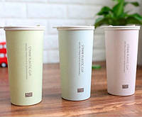 Чашка из биопластика 400 мл