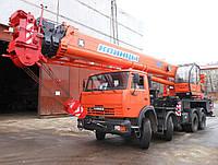 Аренда автокрана 40 тонн