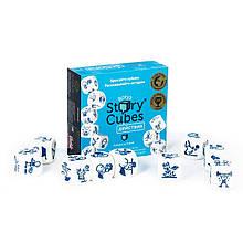 Настільна гра Rory's Story Cubes. Actions (Кубики історій: Дії)