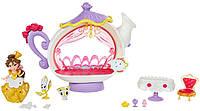 """B5346 DPR Игровой набор для маленьких кукол Принцесс """"Комната для чаепития Белль"""""""