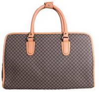 Женская дорожная сумка 4216 комбинированная 22л