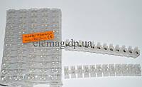 Клеммная колодка делимая, 12 групп 25 мм²  60А
