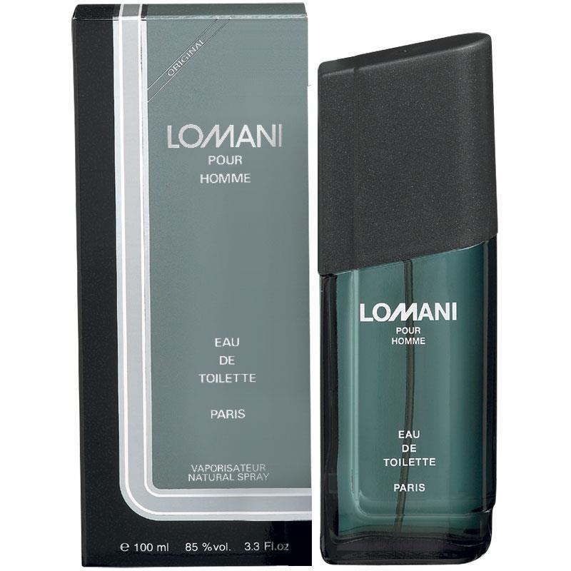 Туалетна вода   Lomani Pour Homme 100мл.