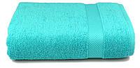 Полотенце махровое Soft touch 70х140 морская волна 400 г/м²