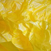 Бумага тишью (желтый)