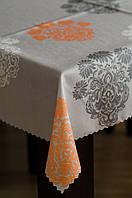 Скатерть с тефлоновым покрытием *120*160 на кухонный стол
