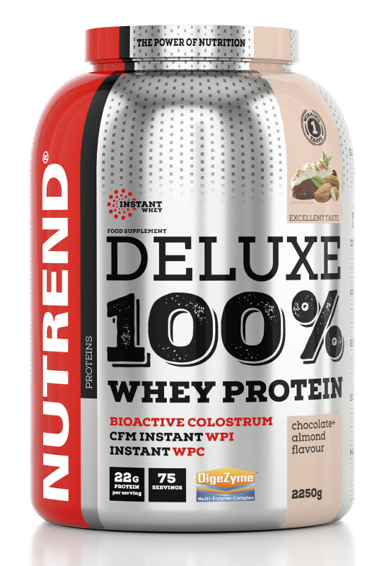Nutrend Deluxe 100% Whey Protein (2250г)