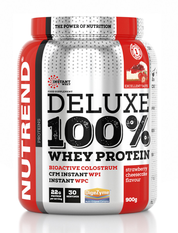 Nutrend Deluxe 100% Whey Protein (900 г)