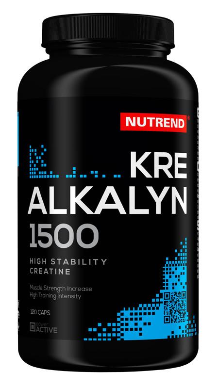 Nutrend Kre-Alkalyn (120капс)