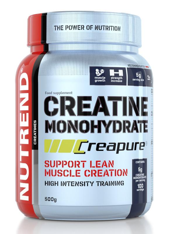 Nutrend Creatine Monohydrate Creapure (500г)