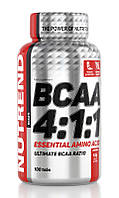 Nutrend BCAA 4:1:1 Tabs (100 таб)