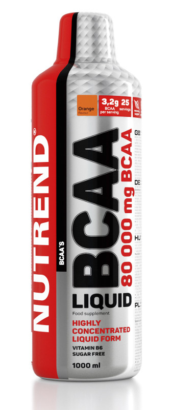 Nutrend BCAA Liquid (1000мл)