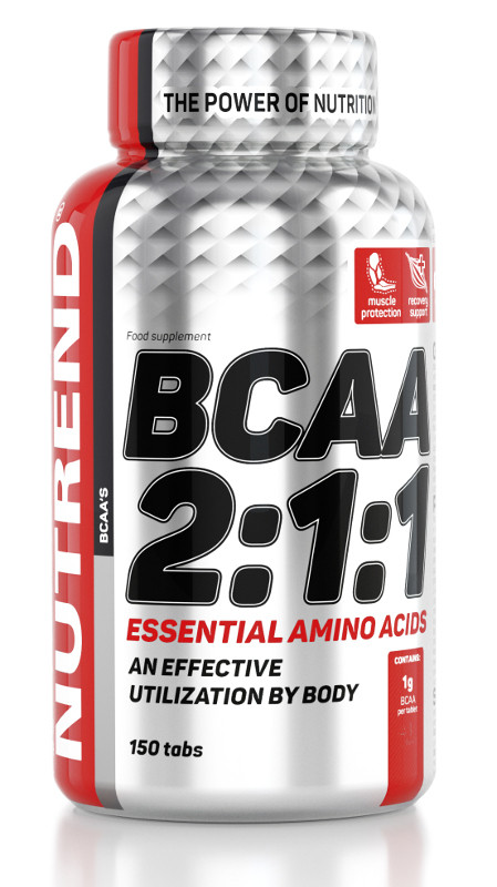 Nutrend BCAA 2:1:1 tabs (150таб)