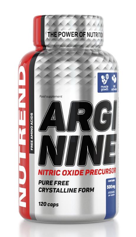 Nutrend Arginine (120капс)