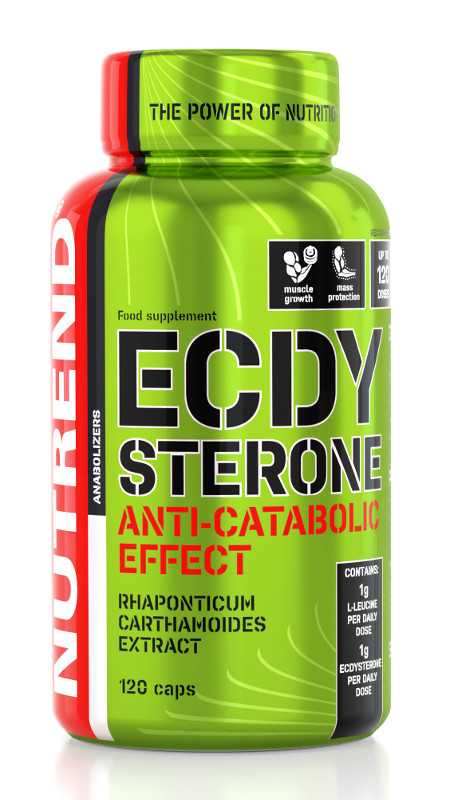 Nutrend Ecdysterone (120капс)