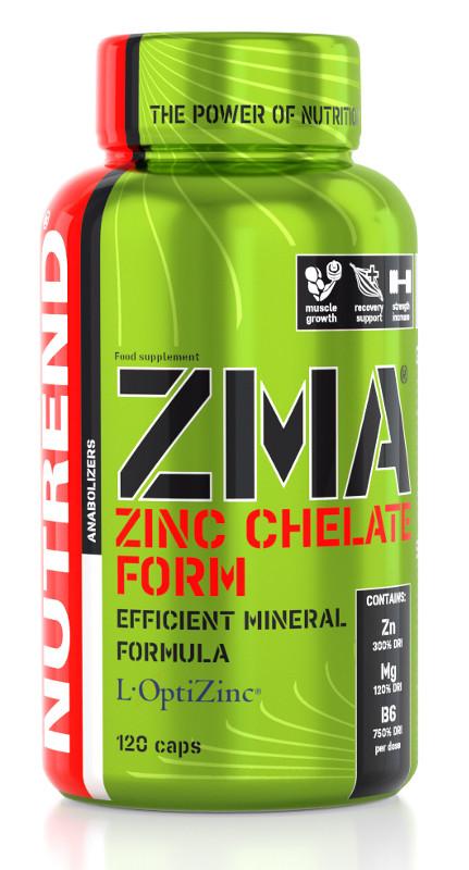 Nutrend ZMA caps (120капс)