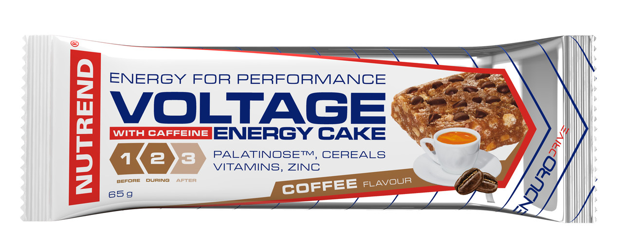Nutrend Voltage Energy cake With Caffeine (65 г)
