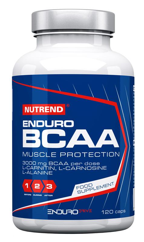 Nutrend Enduro BCAA (120капс)