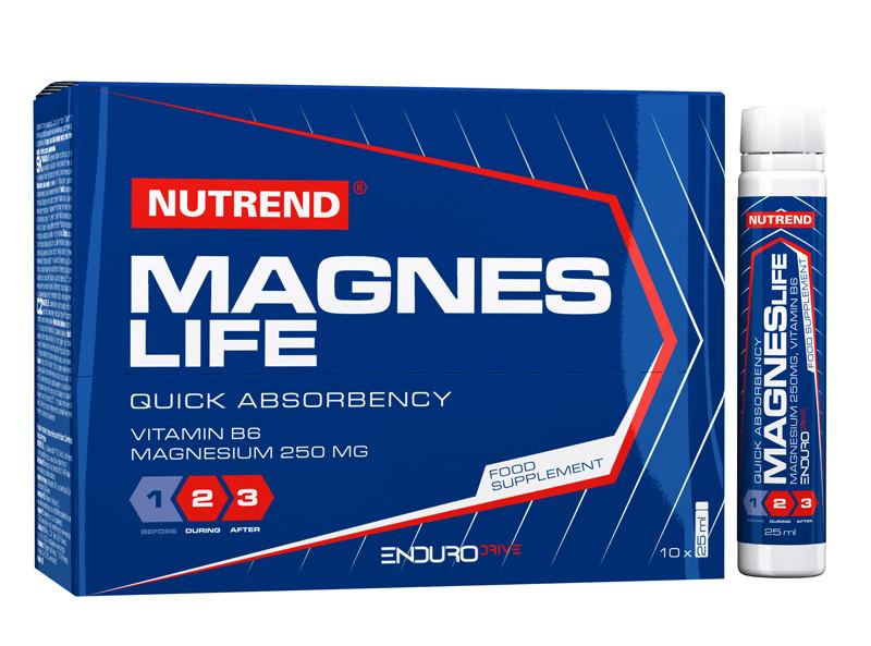 Nutrend Magneslife (10 x 25мл)