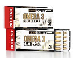 Nutrend Omega 3 Softgel Caps (120капс)