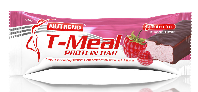Nutrend T-Meal bar low carb (40 г x 24)