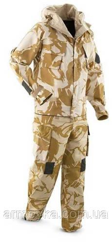 Комплект химзащиты NBC MK IV в расцветке DDPM. НОВАЯ. Великобритания, оригинал.