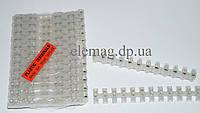 Клеммная колодка делимая, 12 групп 16 мм²  30А