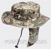 Панама с защитой шеи британской армии, в расцветке МТР, оригинал. Новая