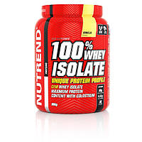 Nutrend 100% Whey Isolate (900 г), банан