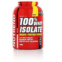 Nutrend 100% Whey Isolate (1800г), ваниль