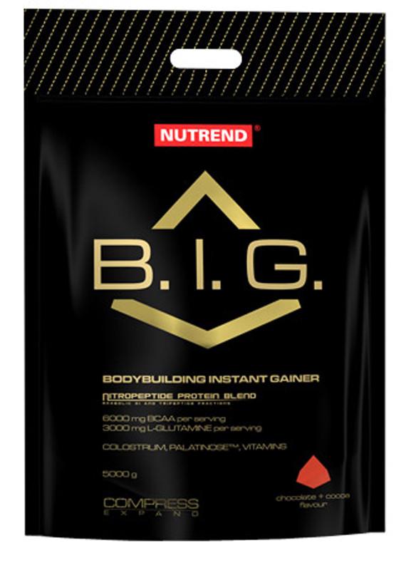 Nutrend Compress B.I.G. (5000г), шоколад