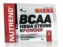 Nutrend BCAA Mega Strong Powder (10г), грейпфрут