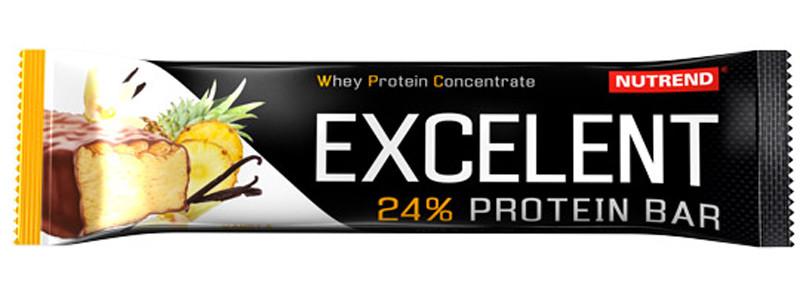 Nutrend Excelent Protein bar (85г), шоколад+орех