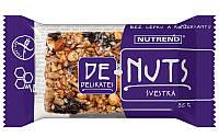 Nutrend De-Nuts (35г x 35), фисташки+подсолнечник