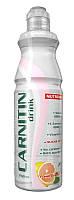 Nutrend Carnitin drink (750мл), зеленый чай+бузинa