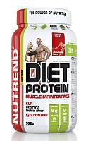 Nutrend Diet Protein (560г), банан