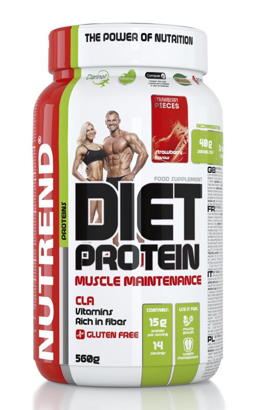 Nutrend Diet Protein (560г), шоколад
